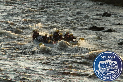 White Water Rafting Scotland