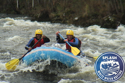 White Water Rafting with Splash  http://www.rafting.co.uk