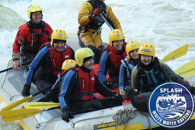 Family Rafting Adventure River Tay http://www.rafting.co.uk