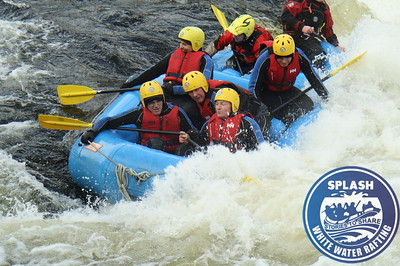 www.rafting.co.uk Rafting Stag weekend Call Now on 01887 829706