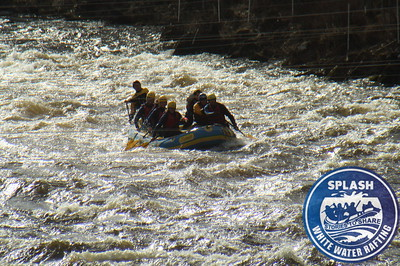 white water rafting Aberfeldy Scotland stag weekend hen weekend http://www.rafting.co.uk