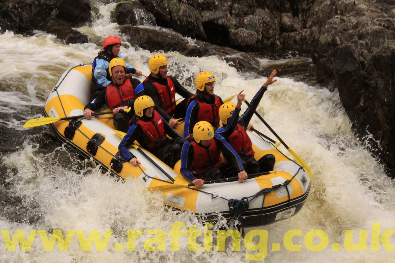 Canyoning with Splash  http://www.rafting.co.uk
