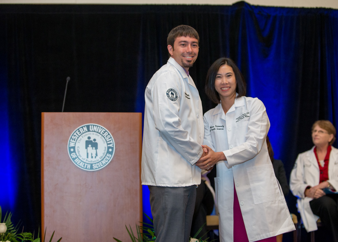 Convocation and white coat ceremonies