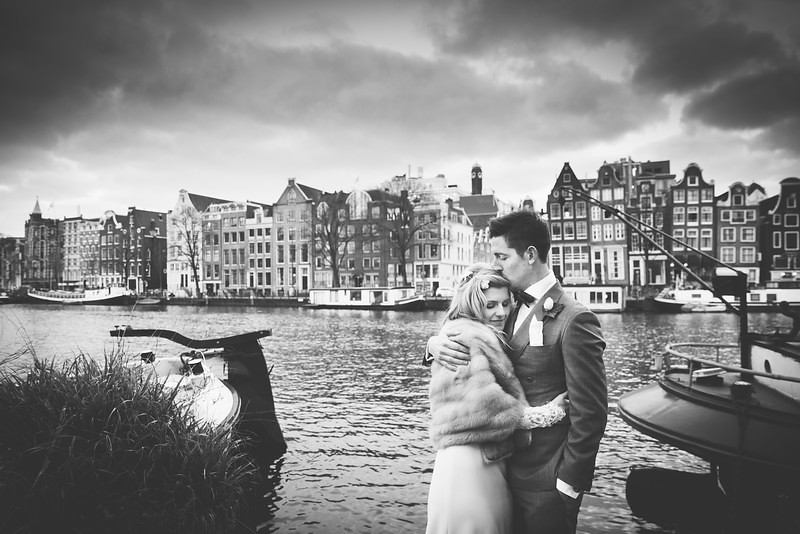 """""""New Year´s Eve wedding in Amsterdam"""""""