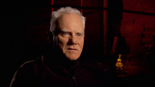 UNFORGETTABLY EVIL--STARS Network featuring Malcolm McDowell and Daryl Hannah
