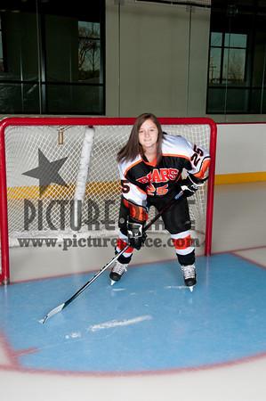 White Bear Girls Hockey 2010-2011