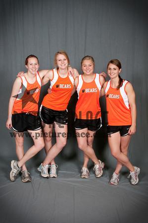 White Bear Lake Girls Track 2010-2011