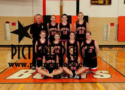 White Bear Lake Girls Basketball 2010-2011