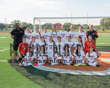 WB V Girls Soccer 2015-2016