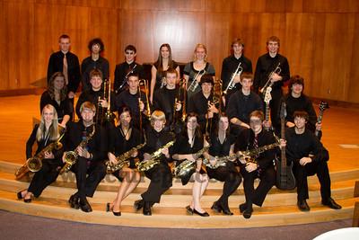 White Bear High School Bands 2010-2011
