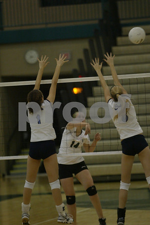 Reeths-Puffer / Mona Shores District Volleyball 11/03/2010