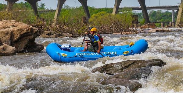 James River/Pipeline 4-21-2013