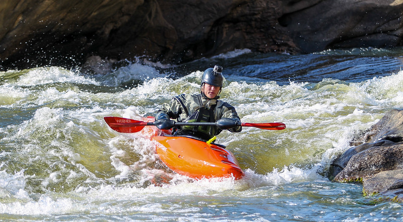Kayaking and SUP