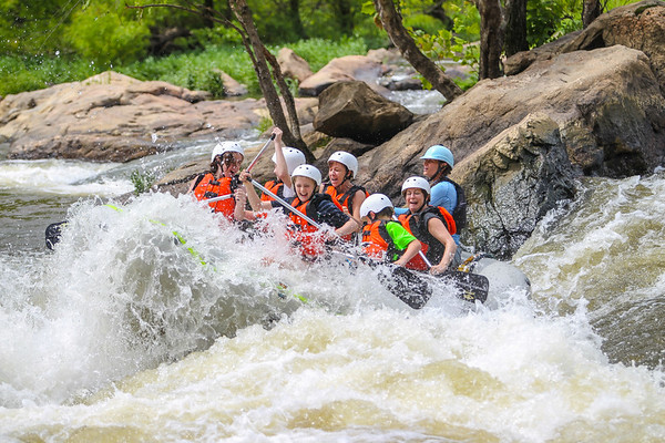 River City Adventures 7-4-15 Morning Trip