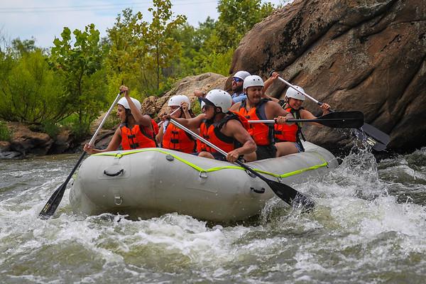 River City Adventures 8-2-15 Morning Trip