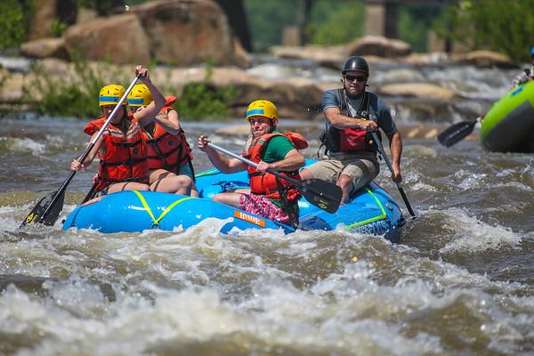 RVA Paddlesports 5-14-16 Morning Trip