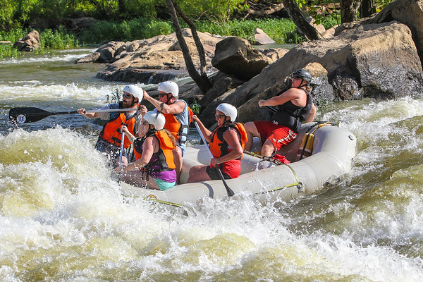 River City  Adventures 7-9-16 Afternoon Trip