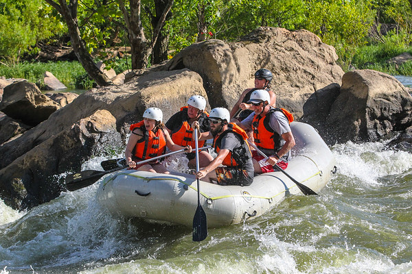 River City Adventures 7-10-16 Afternoon Trip