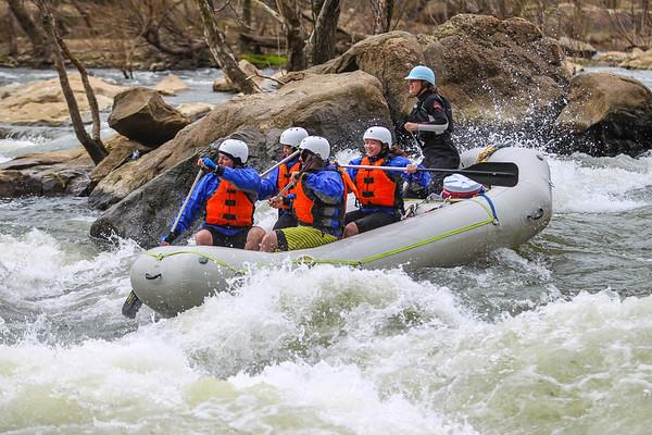 River City Adventures 3-26-16 Morning Trip