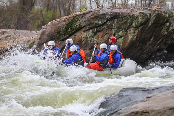 River City Adventures 3-27-16 Morning Trip