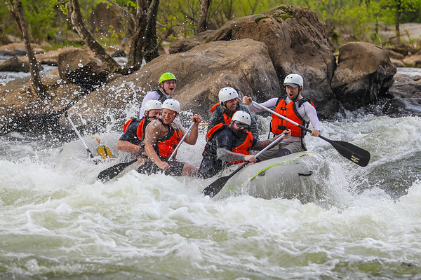 River City Adventures 4-23-16 Morning Trip