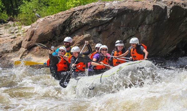 River City Adventures 5-14-16 Morning Trip