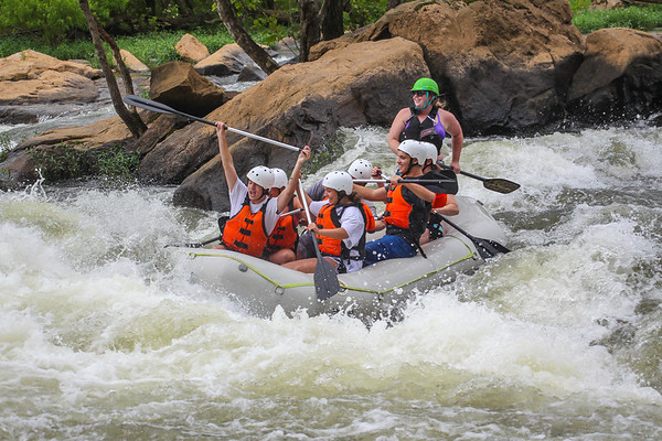 River City Adventures 6-25-16 Morning Trip