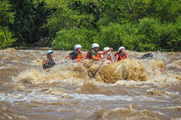 River City Adventures 6-26-16 Morning Trip