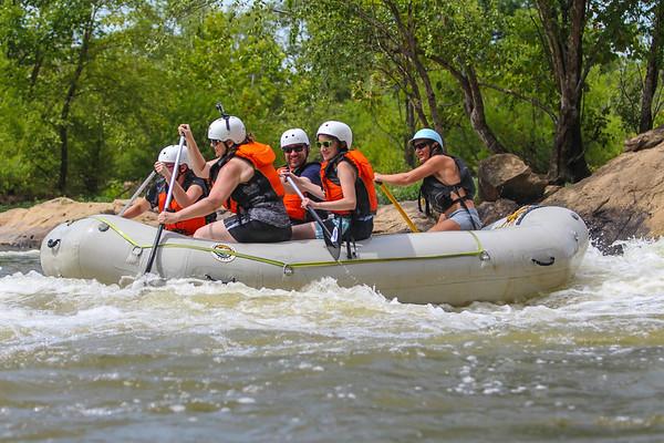 River City Adventures 7-10-16 Morning Trip