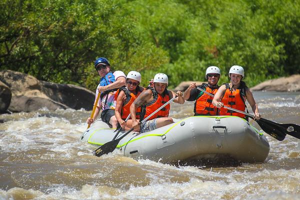 River City Adventures 7-2-16 Morning Trip