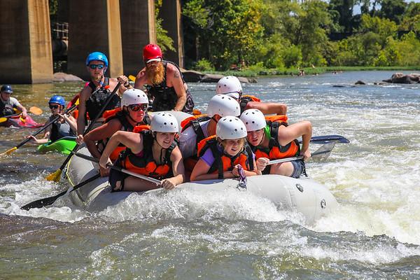 River City Adventures 8-27-16 Morning Trip