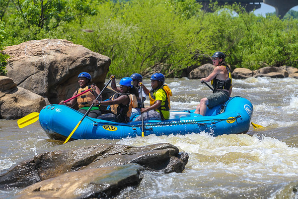 Riverside Outfitters 5-28-16 Falls Trip