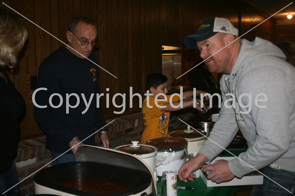 Whiteford Boosters 2017 Chili & Soup Event