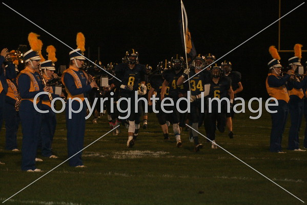 Whiteford vs Morenci District Final 2016