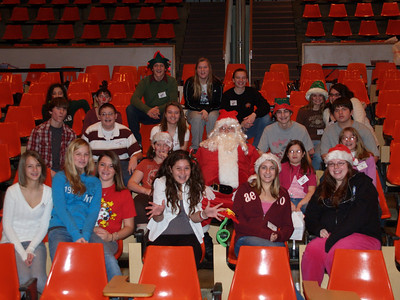 WMPA's Lunch with Santa 12-13-2008