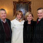 John and Sharon Dadds, and Debra and Circuit Court Clerk David Nicholson.