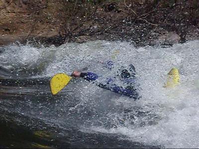 Scudders Falls Kayaking - April 10th, 2010.
