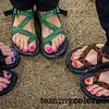 Fancy toes