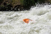 North Fork of the Payette,  Top to Bottom at 8000 CFS.  Extreme Whitewater Kayaking. Major credit to these world class kayakers. This river has never been run at this flow....and may never be again. : North Fork of the Payette River at 8000cfs. Top to Bottom, a 15 mile boiling grinding relentless beast at these flows. The guys wisely portaged Jacobs which would be a 50-50 proposition as to whether you would ever come out at these flows, although Tristan McClaran and James Byrd did run it at 8000cfs this last week.