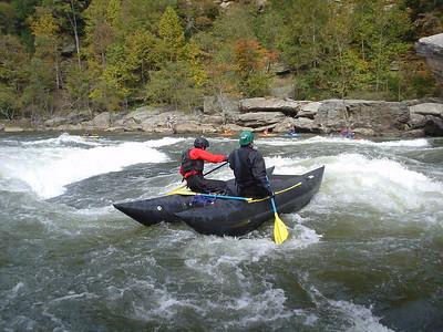 2003-10-11 & 12 Gauley, Upper & Lower