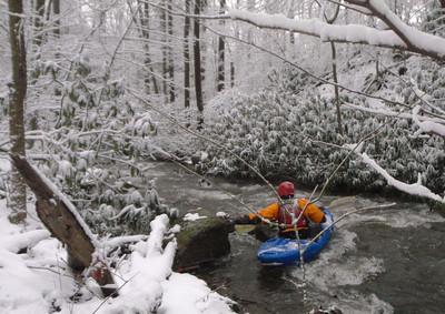 2008-12-12 Roaring Creek (Albright)