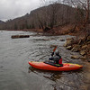 Gauley River at Panther Creek confluence