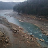 Gauley from RT39 bridge on 11-22-13