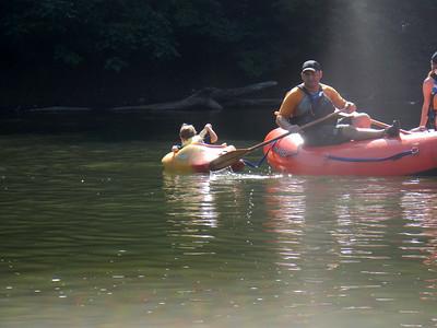 UNEDITED>2014-07-25 Kids New River Trip, Rafting, Thurmond to Cunard