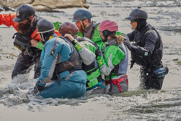 2017 Swiftwater Rescue with Mike Mather and Wilderness Voyageurs