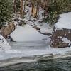 Backboard at National Falls
