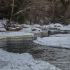 Looking downstream at the pool below National Falls