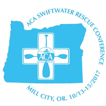 Aaron Peeler Swiftwater Rescue Instructor Logo Design