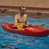 Kayak Session at Laurel Highlands High School