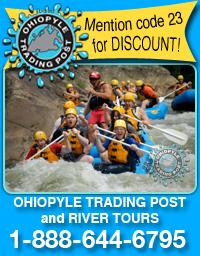 2012 Advertisement on Laurel Highlands Visitors Bureau Spot Light ads.